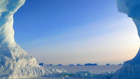 Deshielo del Polo Norte