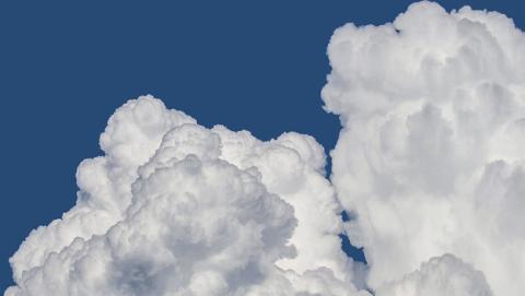 Nacimiento de una nube de hielo