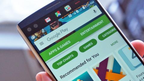 Google Play Top Juegos para Android