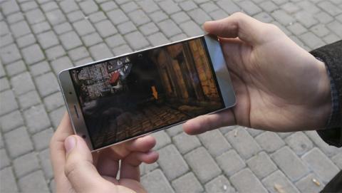 Potencia del ZenFone 3 Deluxe