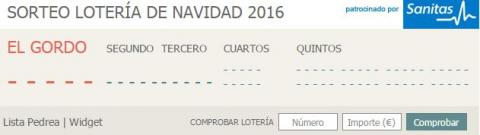 ver sorteo lotería navidad loteriadenavidad.com
