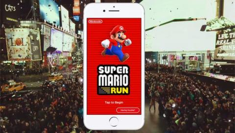 nueva funcion super mario run