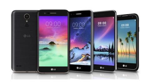 Los LG K de 2017: K3, K4, K8 y K10
