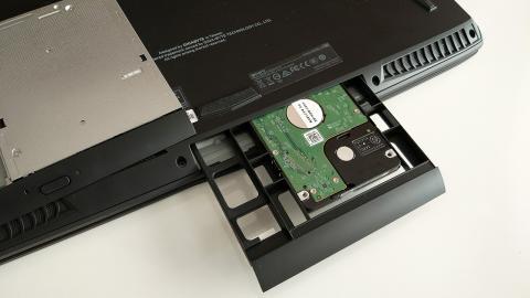 Hotswap del Gigabyte P57X