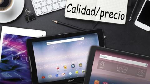 Tablets calidad precio