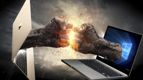 Las 10 diferencias esenciales entre Mac y PC