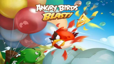 Angry Birds Blast, ya disponible