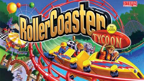 rollercoaster tycon