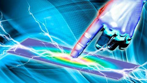 electricidad movimiento