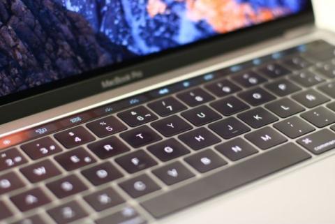 MacBook Pro 13 teclado grande