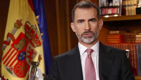 """Felipe VI: """"No debemos esperar a que la revolución tecnológica se imponga sobre nosotros"""""""