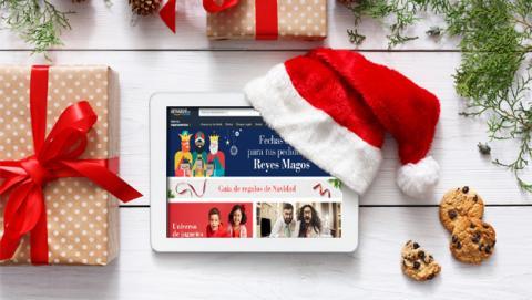 Fecha límite para comprar el regalo de Reyes en Amazon