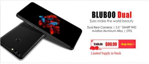 Bluboo Dual, la doble cámara al alcance de todos