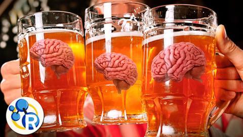 alcohol cerebro