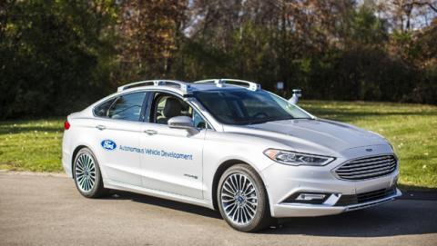 La segunda generación del coche autónomo de Ford