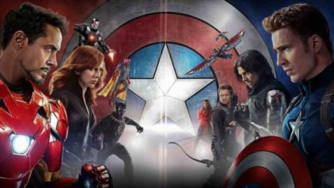 The Avengers Civil War