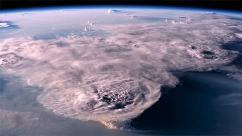 Mejores fotografías de la Tierra tomadas por astronautas de la NASA