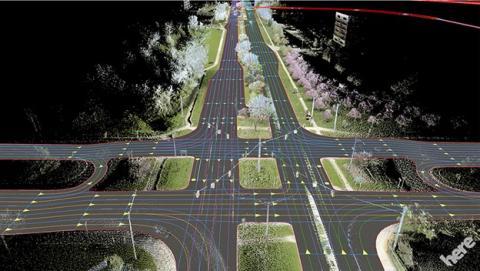 Here and MobilEye desarrollarán tecnología de autoconducción