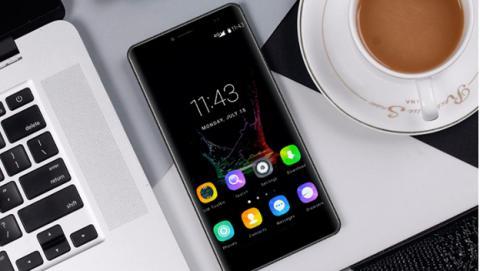 Bluboo Maya Max, phablet Android por menos de 130 dólares