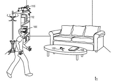 La patente de realidad aumentada de Microsoft