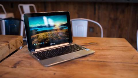 ASUS Chromebook Flip 2, nuevo convertible para comenzar 2017