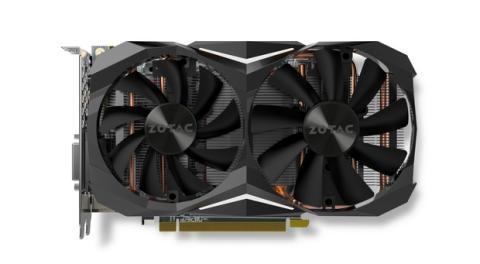 Zotac anuncia una GTX 1080 Mini, lista para CES 2017