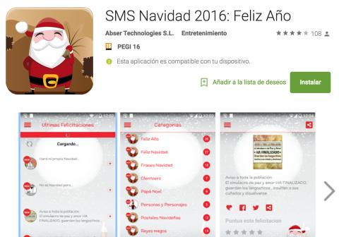 SMS Navidad 2017