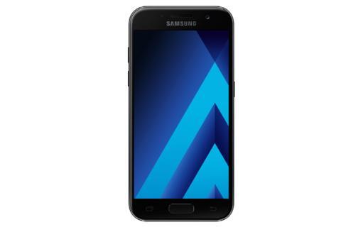 Samsung Galaxy A3 2017 en el acabado negro