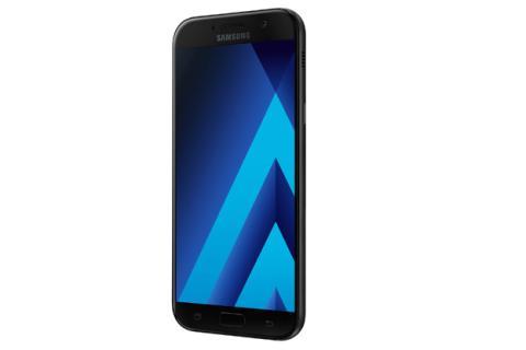 Samsung Galaxy A7 2017 en el acabado negro