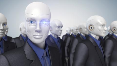 Los robots empiezan a sustituir trabajos de oficina en Japón