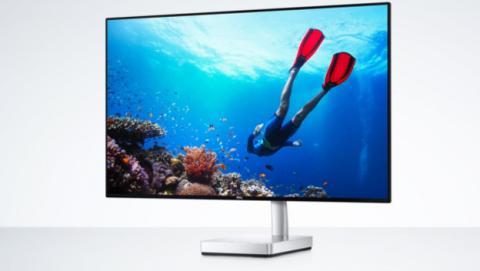 Monitor Dell 27 Ultrathin
