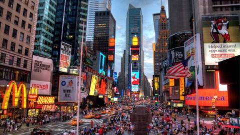 Carpooling desplaza los taxis de nueva york