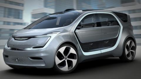 Chrysler presenta nuevo vehículo en el CES