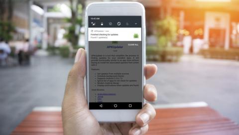 APKUpdater, para actualizar aplicaciones sin utilizar Google Play