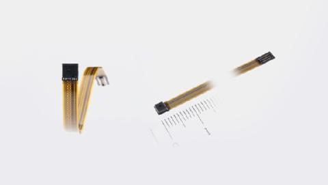 Este sensor para cámaras de Sony tiene poco más de dos milímetros