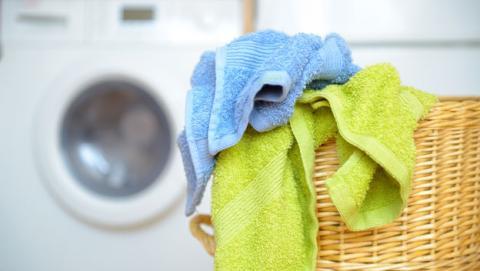 lavar toalla