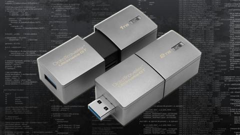 Kingston presenta el USB con mayor capacidad del mundo