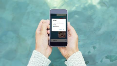 Telegram ya permite borrar los mensajes enviados