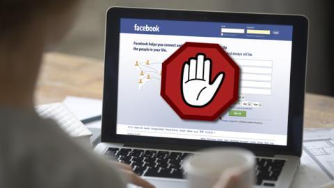 Así puedes bloquear a una persona en Facebook