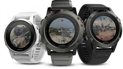 c7c7d12e4312 Garmin Fenix 5  características y precio del nuevo reloj GPS ...
