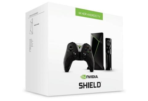La Nvidia Shield con 4K HDR