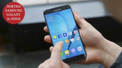 Sorteo Galaxy S7 Edge