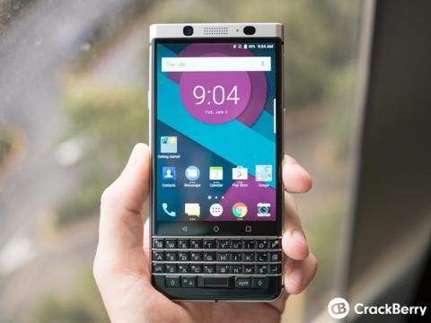 El móvil sin nombre de BlackBerry