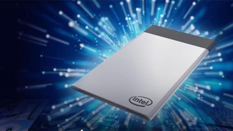 Compute Card, un PC de bolsillo para actualizar electrodomésticos
