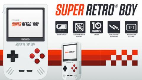 Super Retro Boy, la Game Boy que todos habían soñado