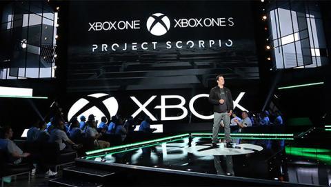 Project Scorpio usaría AMD Vega, la gráfica más potente