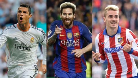 Cómo ver en directo online los premios FIFA The Best 21016