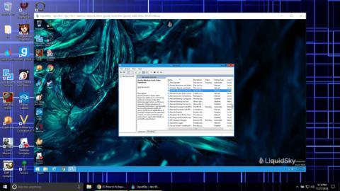 LiquidSky en Windows