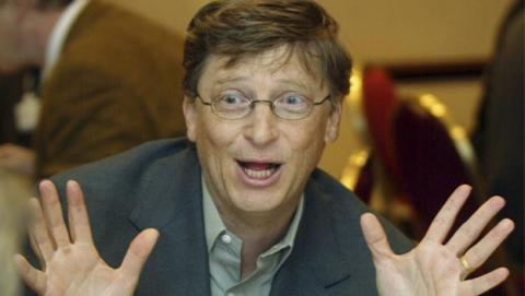 Bill Gates Hacker