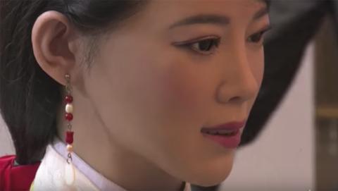 Jia Jia, la mujer robot de China